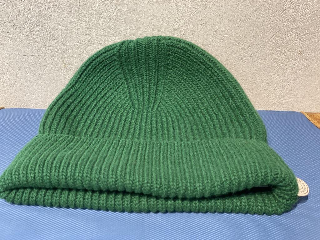 BeanieTM-Green